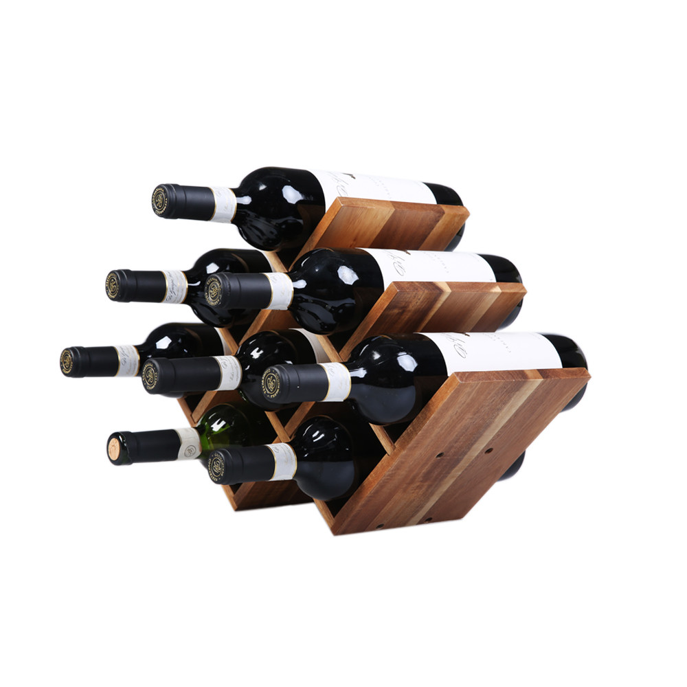 wine racks photo