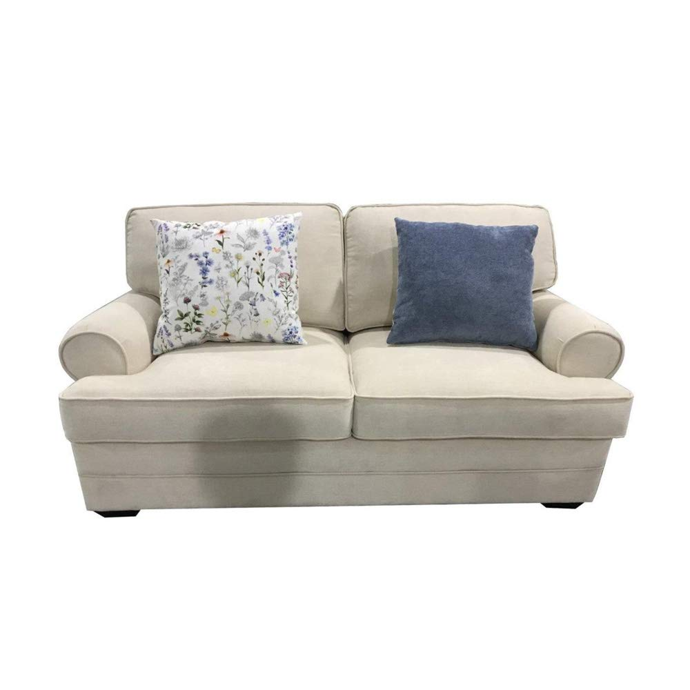 Telycom 2 seater sofa buy online Fabric Sofa