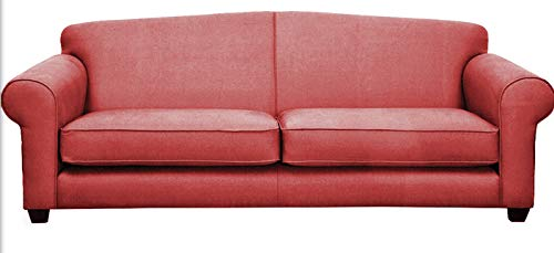 Fulese 2 seater sofa design  for Living Room Home (Red)