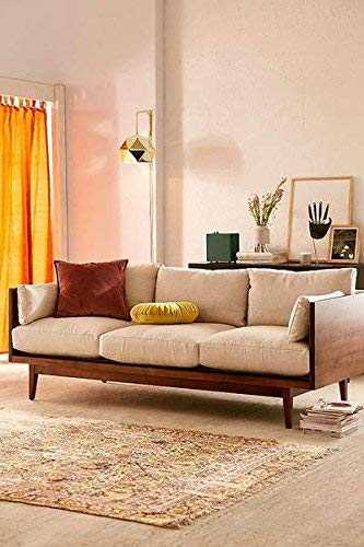 Nessri 3 seater sofa design for Living Room