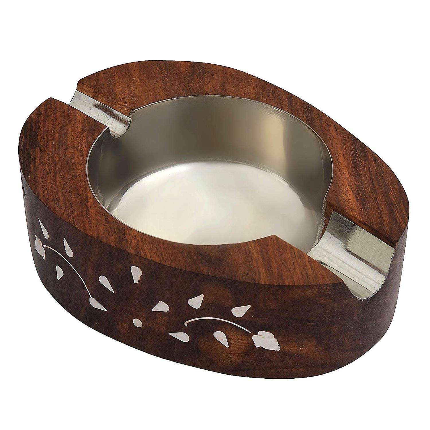 Akoca Ashtray for Cigar and Cigarettes for Home and Office