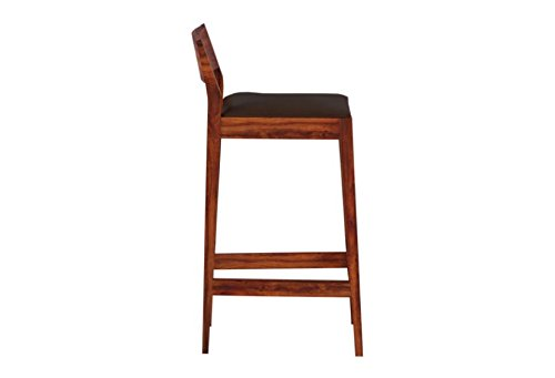 Jonsil bar chair in wooden , bar chairs for counter Low Back Tall Bar Chair