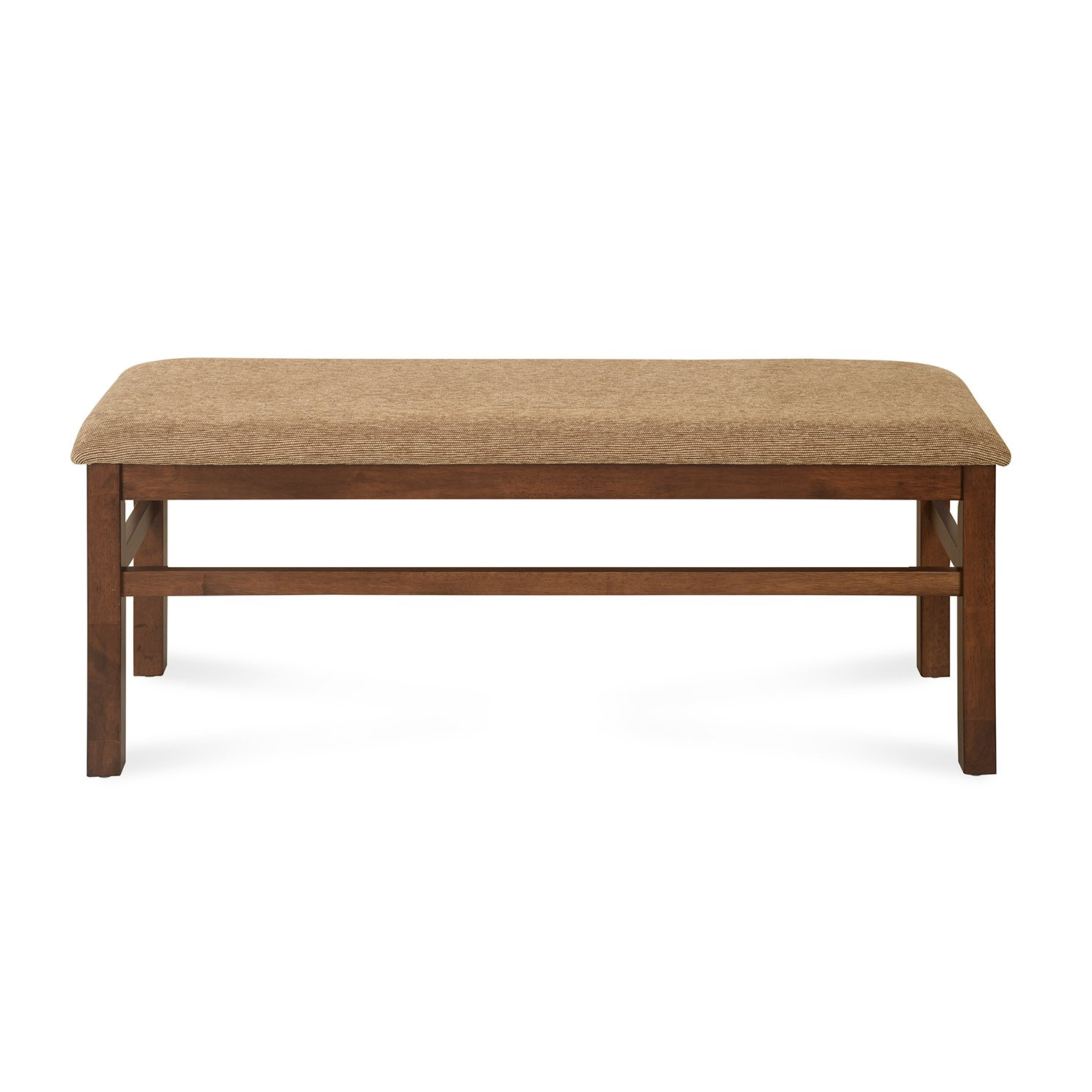 Gormice  Dining Bench (Finish : Dark Walnut) size 120x40x48 cm