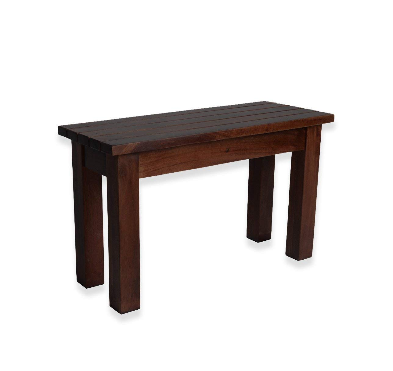 Animodi Dining Bench (Finish : Dark Walnut)