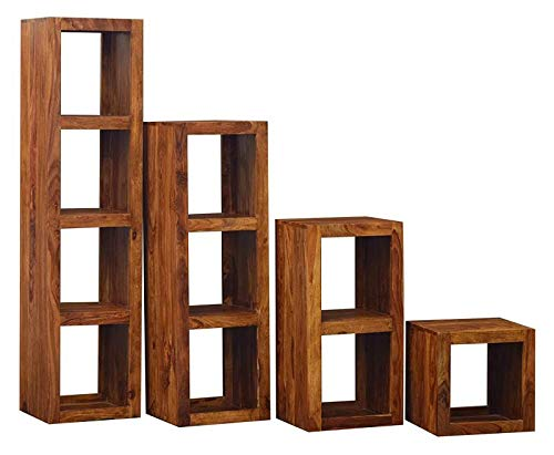 Mebukh Bookcase Shelves and Display Rack Shelf for Home Living Room Study Room