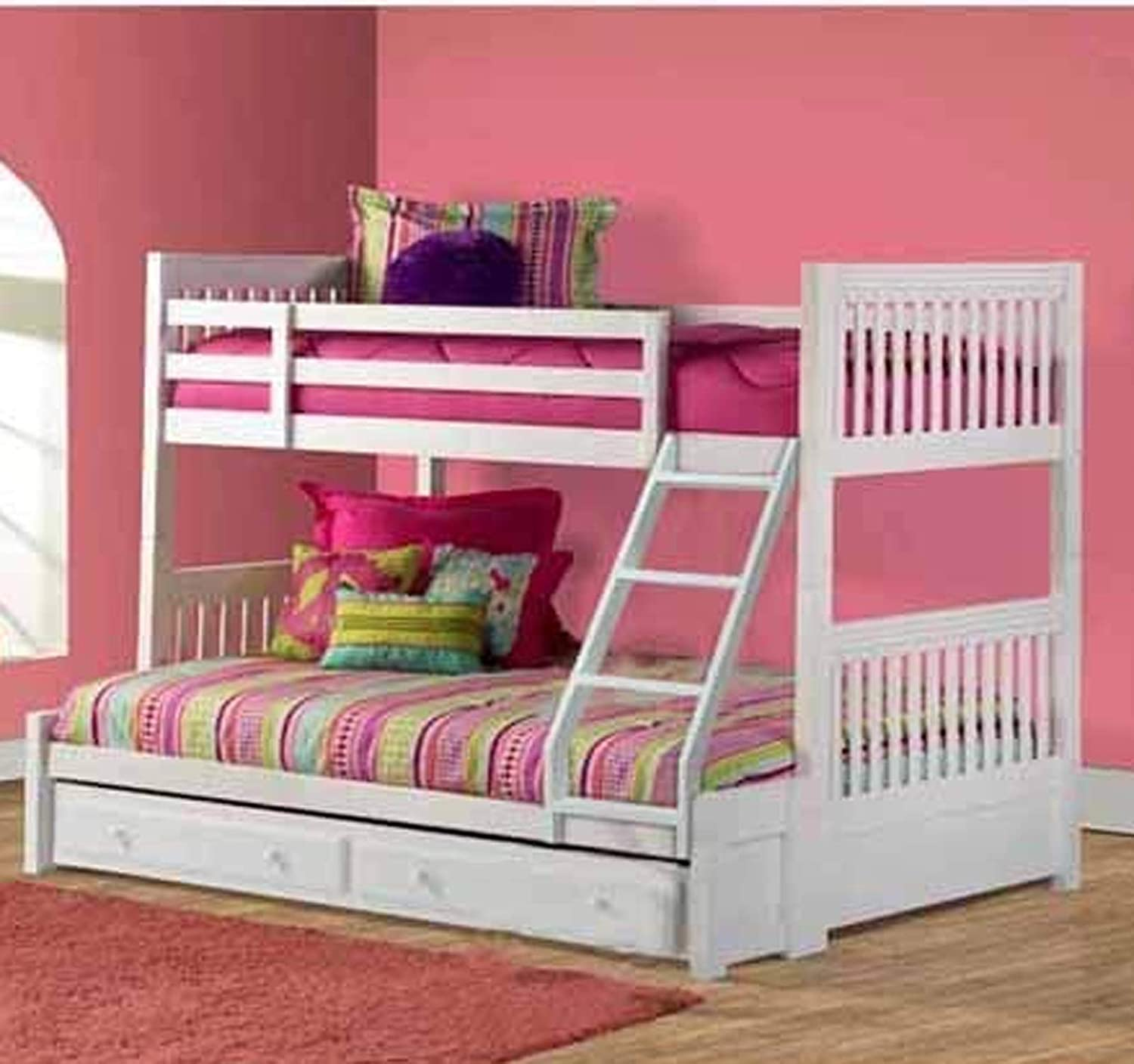 Grogle bunk bed for kids with Storage for Bedroom