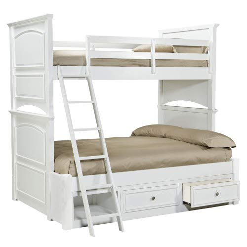 Ranebol  Bunk Bed with Storage for Bedroom