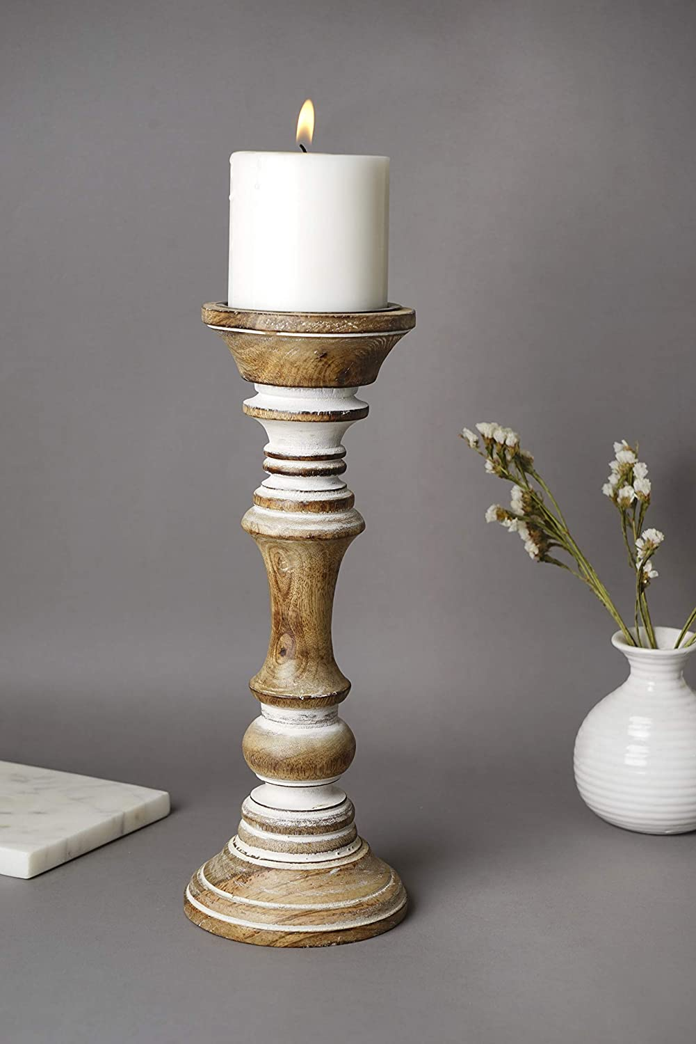 Tinic Candle Stand Holder for Home Decor