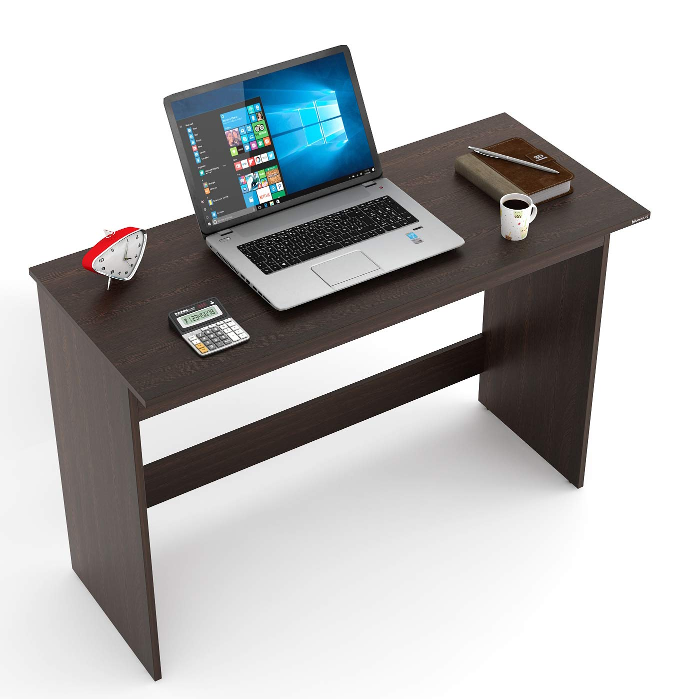 craft atoz  Wood Study Table, Laptop, Computer Table Desk for Home & Office (Large - Wenge)