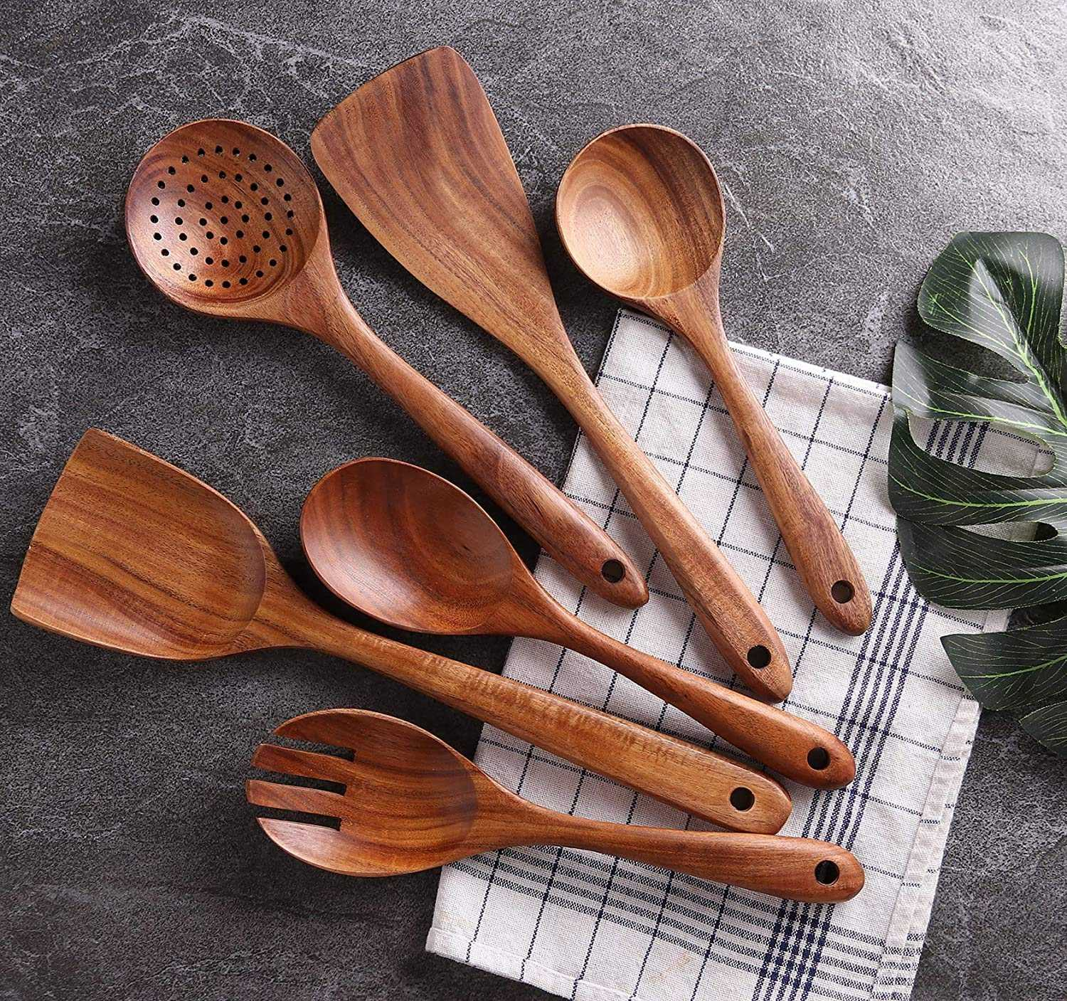Obaji Serving and Cooking Spoon Kitchen