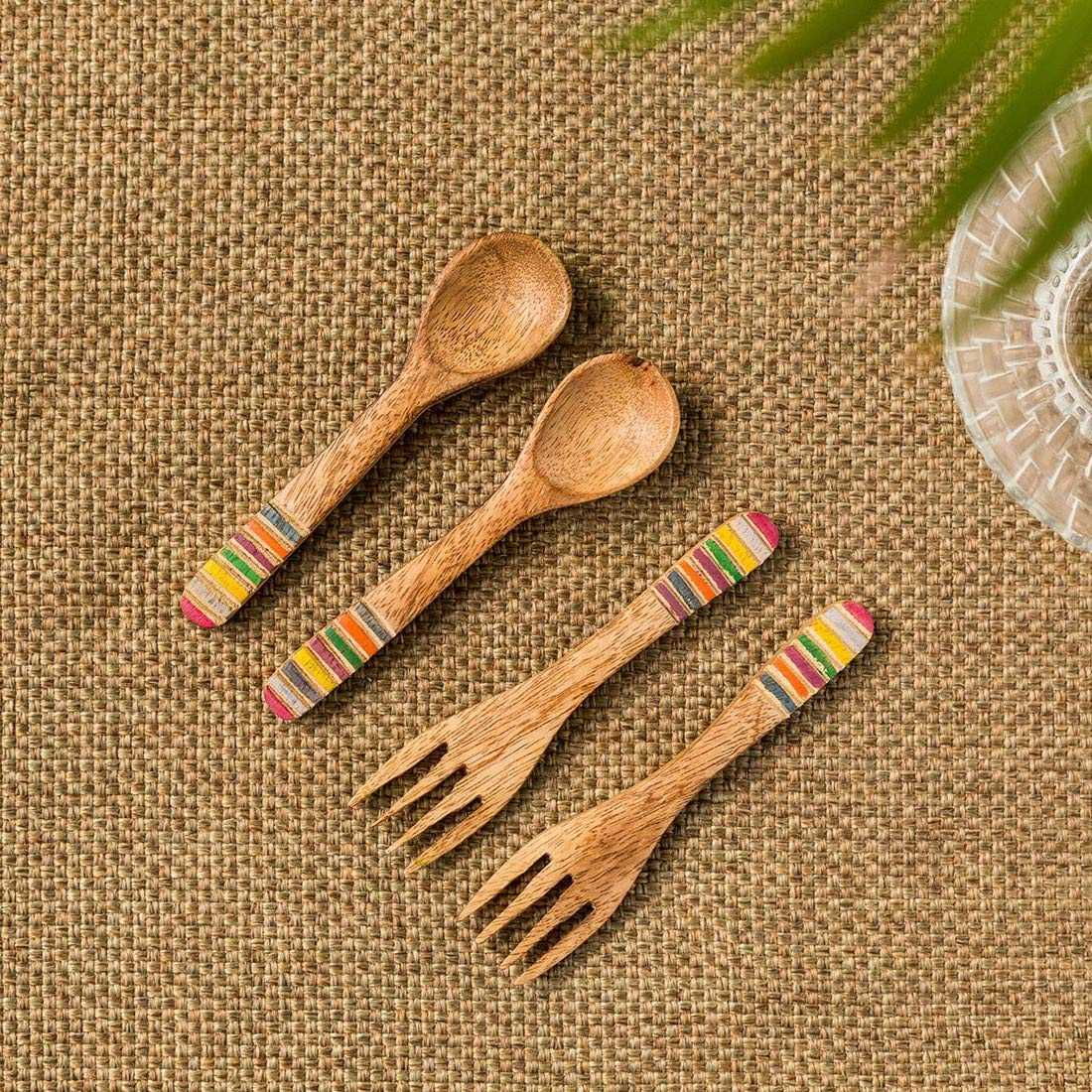 Irake Spoon Eating Spoon Flatware Cutlery Set