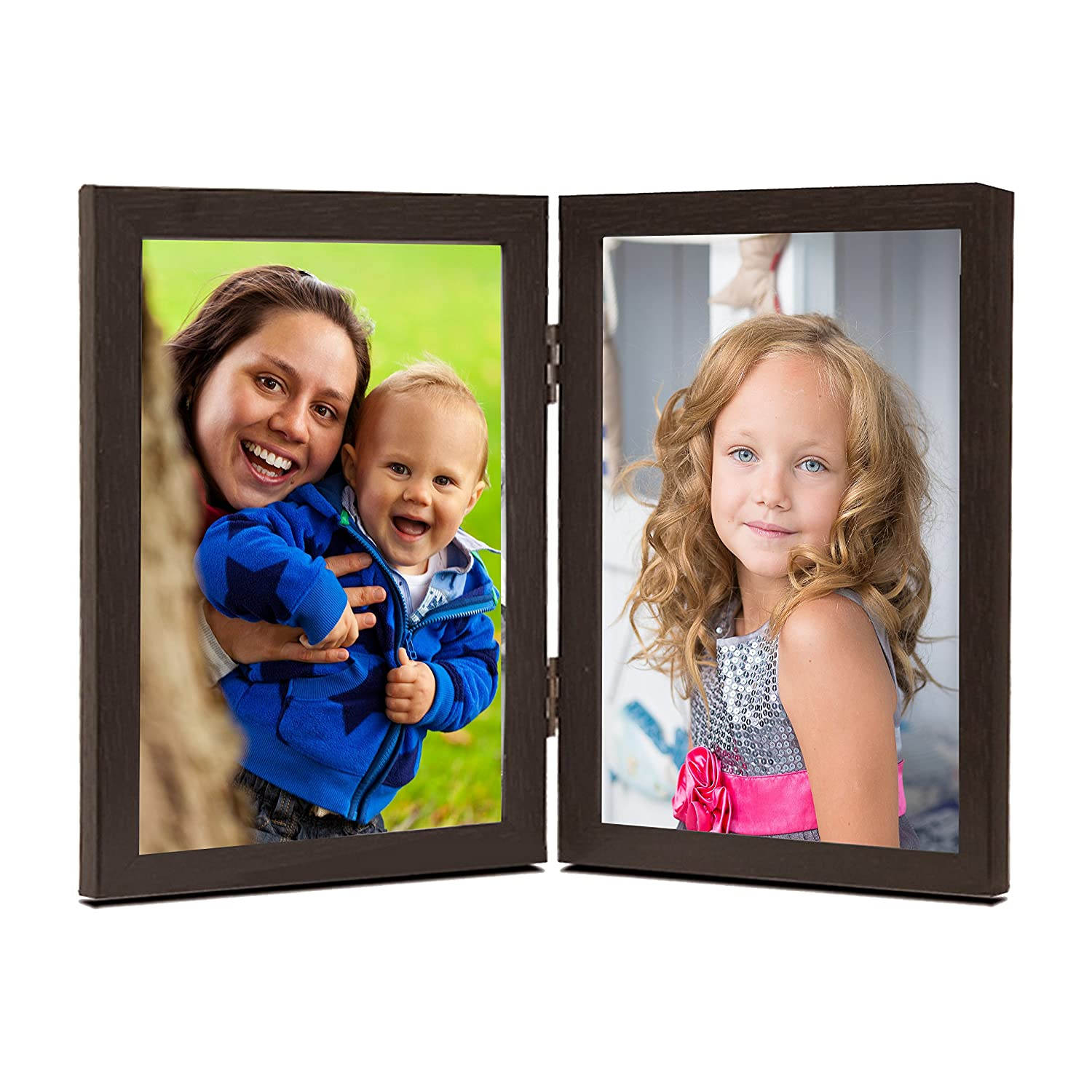 Konkr Picture Glass Front Vertical  Photo Frame