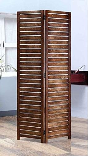 Procul Partition Wooden Room Divider Screen Panel (2)
