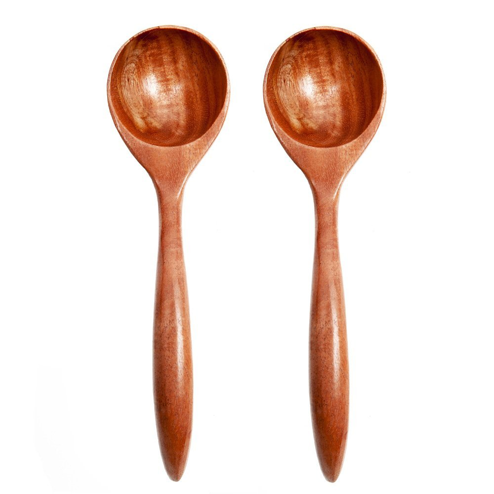 Metoya Healthy and Safe All Natural Soup Spoon