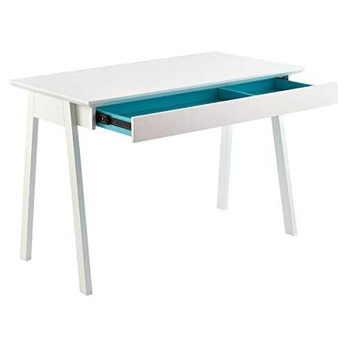 Recan Study Table Laptop/Office Table with Storage Space