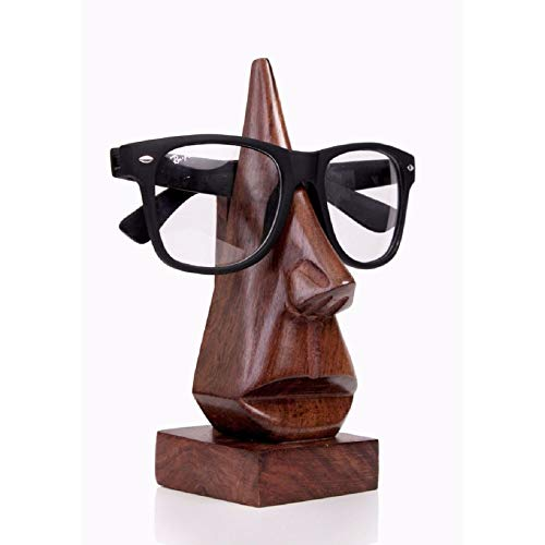 Upage  Face Shaped Spectacle Specs, Eyeglass Holder, Home Decor, Showpiece