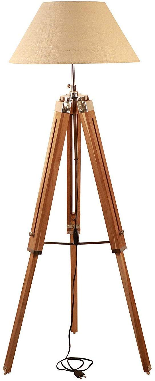 Mithak Tripod Floor Lamp Stand